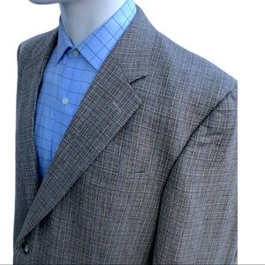 Joseph a bank silk wool blazer men's 46R